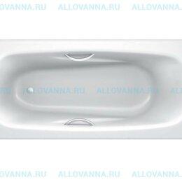 Ванны - Ванна стальная BLB UNIVERSAL ANATOMICA 150x75 с отверстиями под ручки, 0