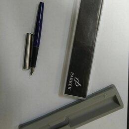 Канцелярские принадлежности - Ручка перьевая Parker UK, 0