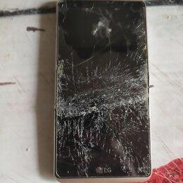 Мобильные телефоны - Lg K220ds (x power), 0