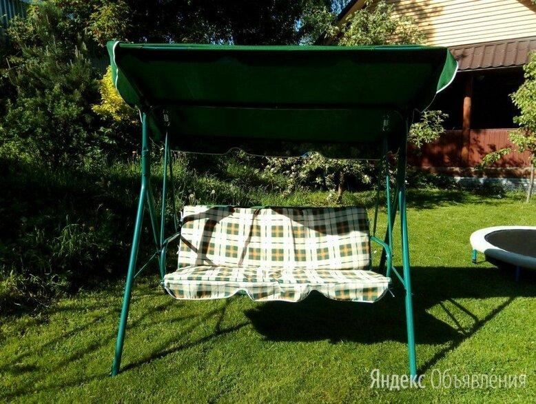 Садовые качели по цене 3999₽ - Садовые качели, фото 0