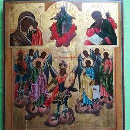 Иконы - Икона похвала пресвятой богородицы дионисий, 0