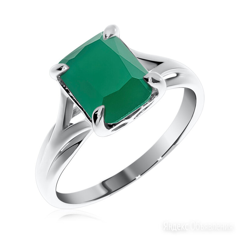 1340390095-60 Кольцо (Ag 925) (17.5) KRASNOE по цене 1963₽ - Кольца и перстни, фото 0