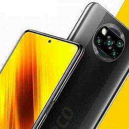 Мобильные телефоны - Смартфон Xiaomi Poco X3 Pro 8ГБ 256ГБ Black чёрный, 0