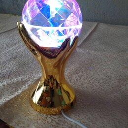 """Ночники и декоративные светильники - Leg диско-лампа """"full color rotating lamp, 0"""