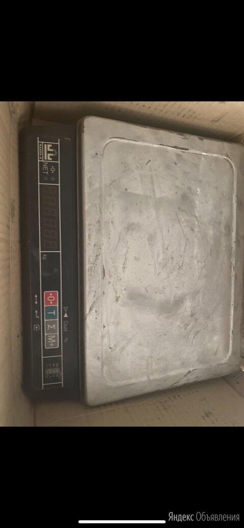 Весы настольные  по цене 2000₽ - Весы, фото 0