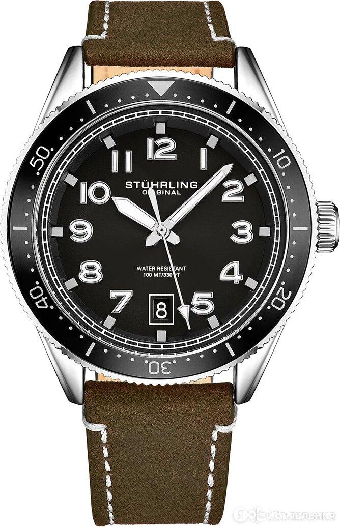 Наручные часы Stuhrling 3989.2 по цене 9240₽ - Наручные часы, фото 0