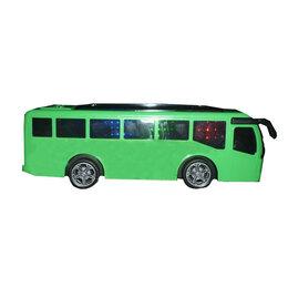 Аккумуляторы и комплектующие - Автобус на р/у с 3D подсветкой XJD575-26, 0