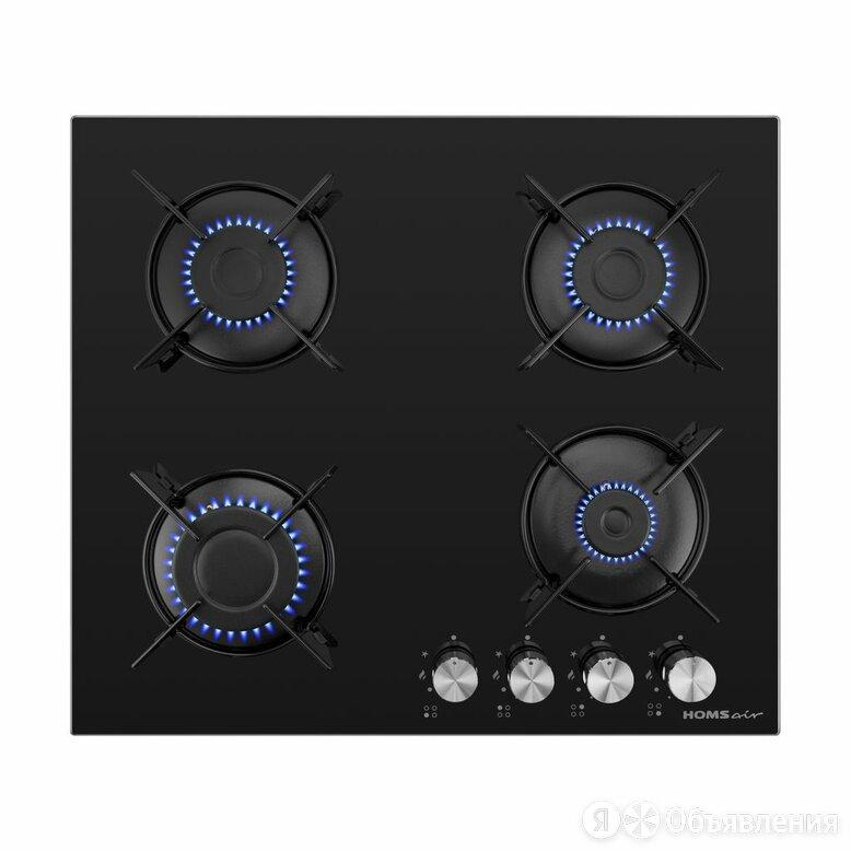 HOMSAIR HGG641EBK по цене 12990₽ - Плиты и варочные панели, фото 0