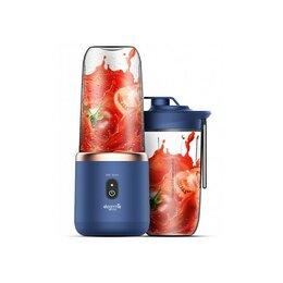 Блендеры - Портативный блендер Xiaomi Deerma Fruit Cup, 0