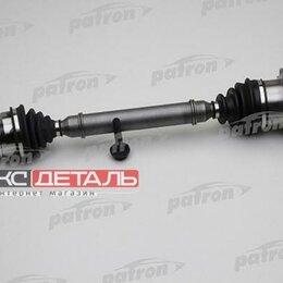 Тормозная система  - PATRON PDS0019 Полуось правая 33x586x53 ABS 45T AUDI A4 95-00, A4 AVANT 95-01..., 0