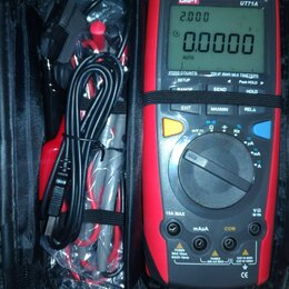 Измерительные инструменты и приборы - Мультиметр UT71A, 0