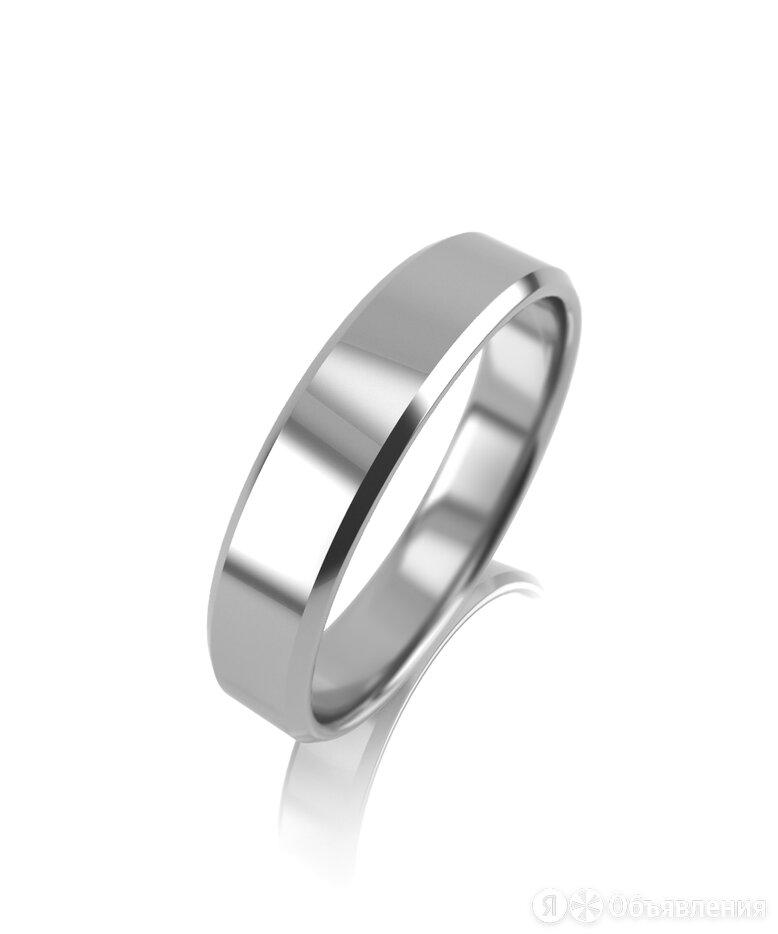 Обручальное кольцо из серебра по цене 2180₽ - Кольца и перстни, фото 0