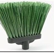 Садовые щетки и метлы - Метла плоская МИШЕЛЬ волокно ПЭТ g-0.5 без черенка (60) А150124, 0
