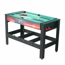 Игровые столы - Многофункциональный игровой стол DFC Drive ES-GT-48242, 0