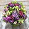 Интерьерная композиция из искусственных цветов по цене 2500₽ - Цветы, букеты, композиции, фото 3