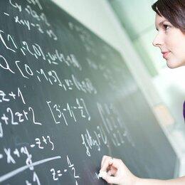 Учителя - Учитель математики, физики, 0