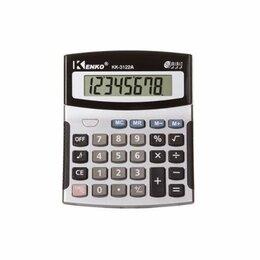 Калькуляторы - КАЛЬКУЛЯТОР KENKO KK-3122A, 0