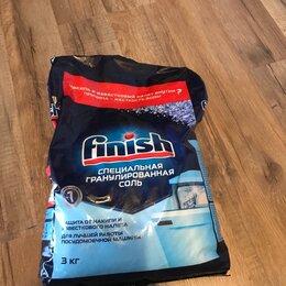 Бытовая химия - Finish соль специальная для посудомоечных машин 3кг, 0