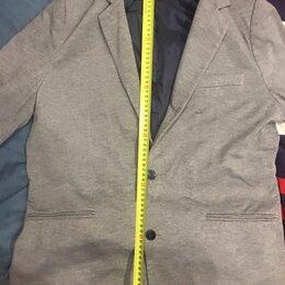 Пиджаки - Костюм пиджак мужской Зара Zara б/у, 0