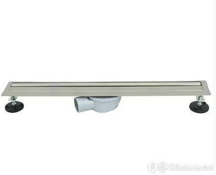 Дренажный трап для душа ALMAes Bajo 50 см с решеткой (хром) по цене 9198₽ - Комплектующие, фото 0