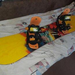 Сноуборды - Сноуборд комплект совершенно новый !, 0
