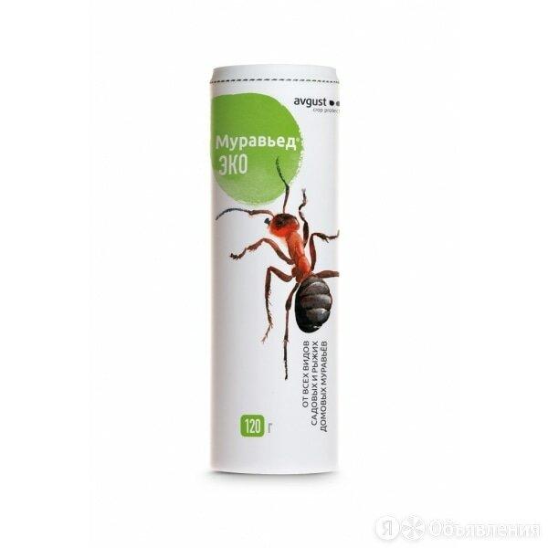 Средство Муравьед Эко гранулы 120г по цене 195₽ - Средства от насекомых, фото 0