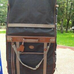 Дорожные и спортивные сумки - Портплед Beverly Hills 100х62. США, 0