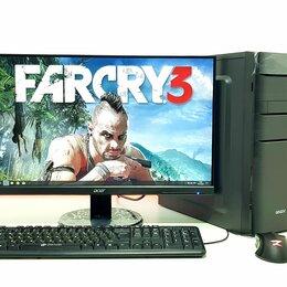 """Игры для приставок и ПК - Игровой i5-6400 / GTX 1030 2Gb / SSD / Монитор 24"""", 0"""