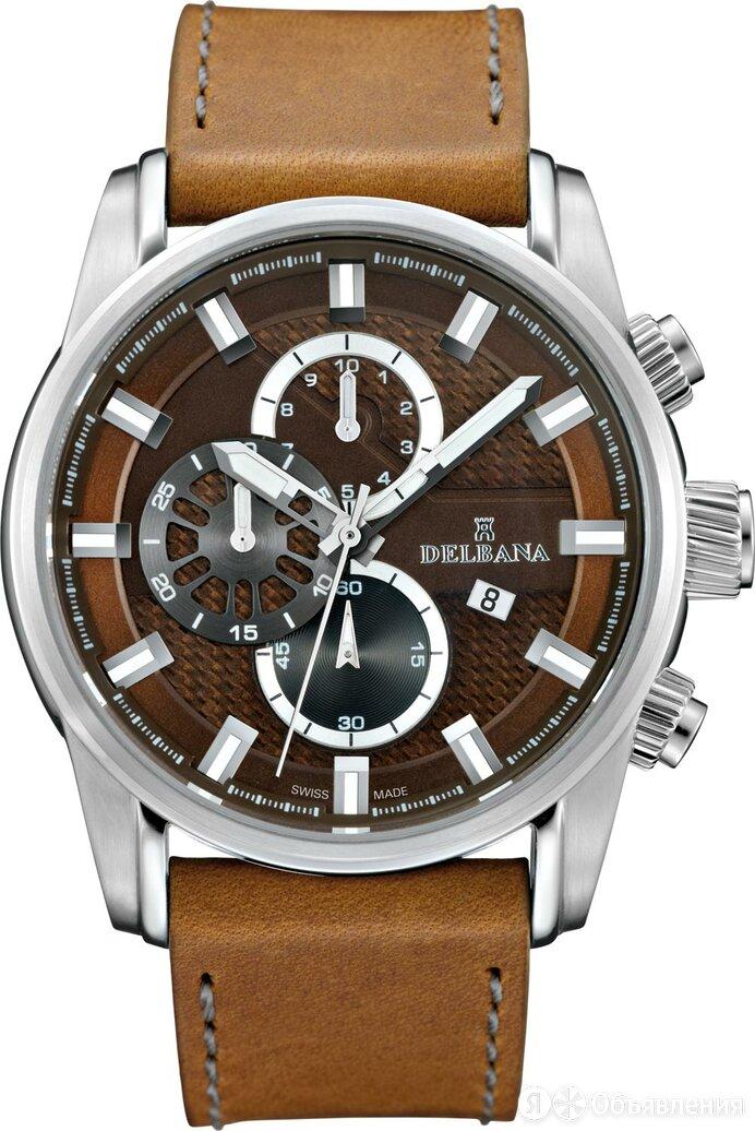 Наручные часы Delbana 41601.662.6.101 по цене 37800₽ - Наручные часы, фото 0