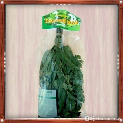 Веник Зеленый шум из березы и эвкалипта (25) по цене 200₽ - Готовые строения, фото 0