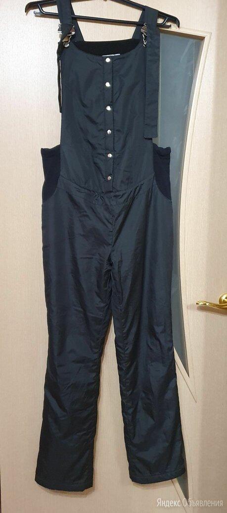 Полукомбинезон штаны для беременных 44-46 р-р  по цене 1000₽ - Брюки, фото 0