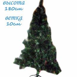 Ёлки искусственные - Искусственная елка пышная 180см 10см 915-04, 0