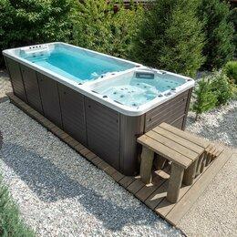 Бассейны - Гидромассажный бассейн Allseas Spa ASW 6000…, 0