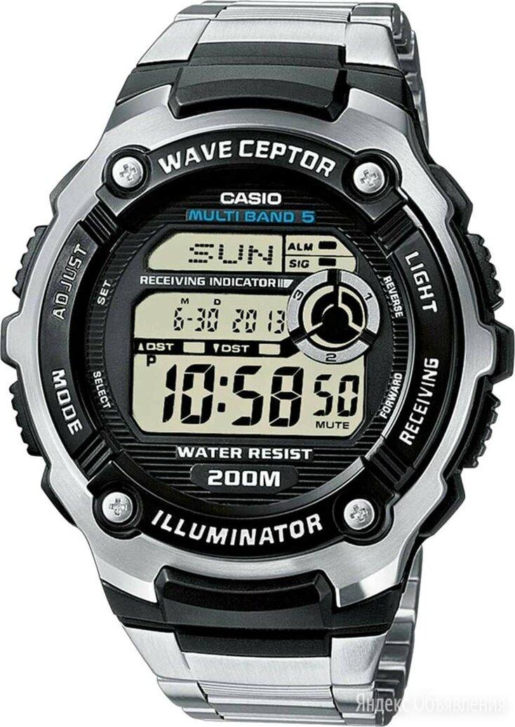 Наручные часы Casio WV-200RD-1AEF по цене 9190₽ - Наручные часы, фото 0