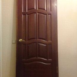 Межкомнатные двери - Двери ампир массив сосны , 0