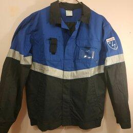 Одежда и аксессуары - Куртка ( спецодежда) 112-116рост182-188, 0