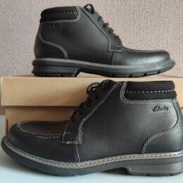 Ботинки - Ботинки мужские Clarks, 0