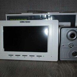 Домофоны - Видеодомофон Owsso с камерой, 0
