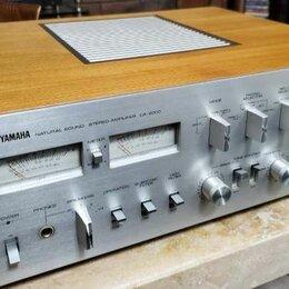 Усилители и ресиверы - Усилитель yamaha ca-2000, 0