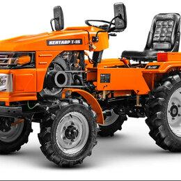Мини-тракторы - Минитрактор кентавр т-15 , 0