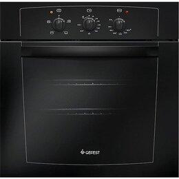 Духовые шкафы - Газовый духовой шкаф Gefest ДГЭ 601-01 А чёрный, 0