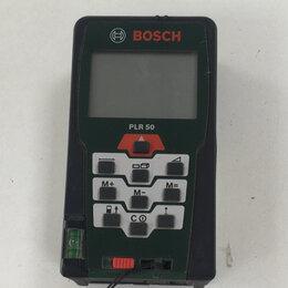 Измерительные инструменты и приборы - Лазерный дальномер Bosch PLR 50, 0