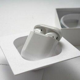 Наушники и Bluetooth-гарнитуры - Беспроводные наушники apple Air pods, 0