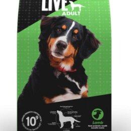 Корма  - Сухой корм для собак ProBiotic Live 12 кг ягненок, 0