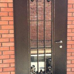 Входные двери - Дверь входная Лепесток сталь 2мм изготовление нестандартных размеров, 0
