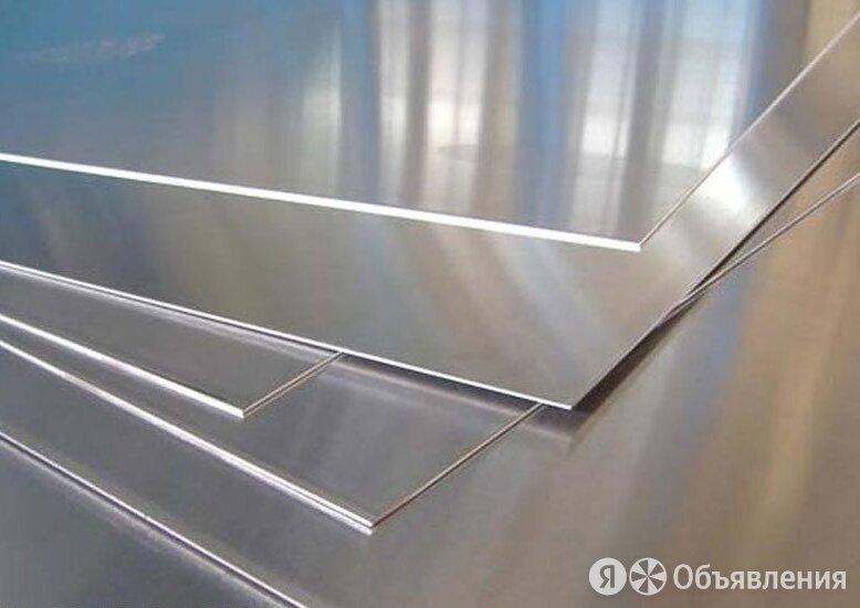 Лист дюралевый 2х1500х3000 мм Д19ЧАТ ГОСТ 21631-76 по цене 185₽ - Металлопрокат, фото 0