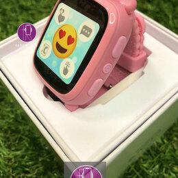 Комплекты и форма - Детские часы Elari KidPhone 2 с GPS трекером, 0