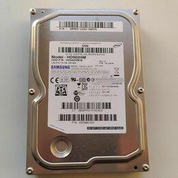 Жёсткие диски и SSD - Жесткий диск на 500 ГБ Samsung для компьютера HDD, 0