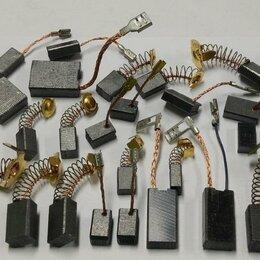 Прочие расходные материалы - Угольные графитовые щетки для электроинструмента, 0