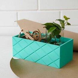 Корзины, коробки и контейнеры - ящики для композиций, 0